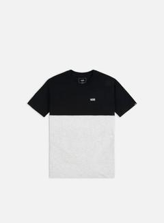 Vans - Colorblock T-shirt, Ash Heather/Black