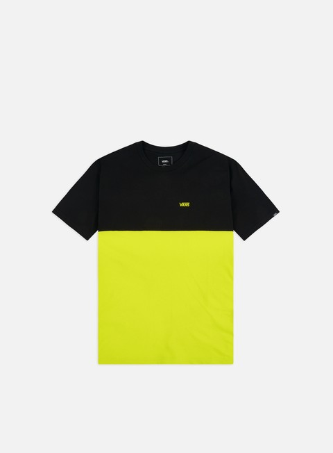 Outlet e Saldi T-shirt a Manica Corta Vans Colorblock T-shirt