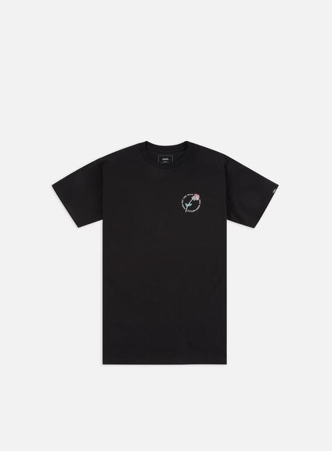 Outlet e Saldi T-shirt a Manica Corta Vans Coming Up Roses T-shirt