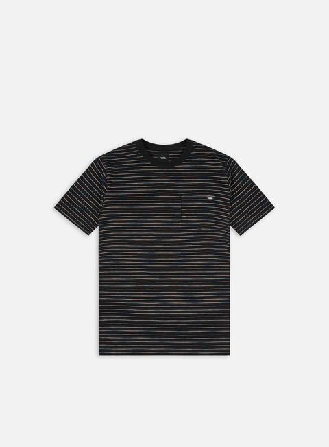 Short Sleeve T-shirts Vans Covina Stripe T-shirt