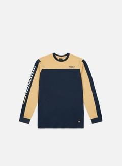 Vans - Crossed Sticks Ls T-shirt, Dress Blues