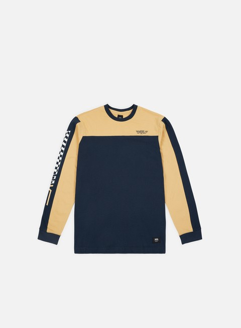 Sale Outlet Long Sleeve T-shirts Vans Crossed Sticks Ls T-shirt