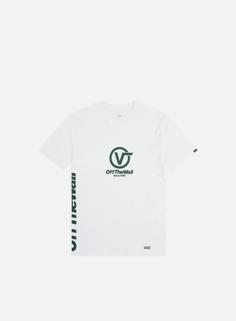 Short Sleeve T-shirts Vans Distort Performance T-shirt