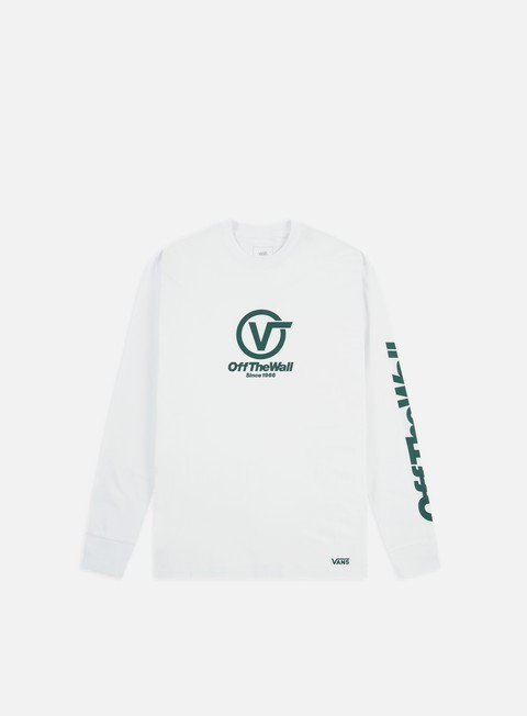 Long Sleeve T-shirts Vans Distorted Performance LS T-shirt