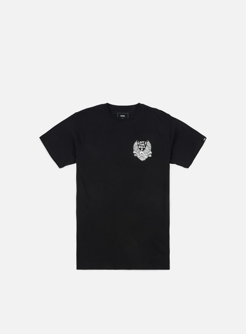 t shirt vans eagle bones t shirt black