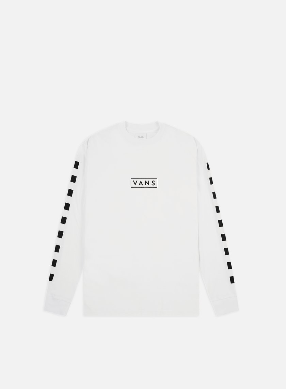 bb9e09bdb08e41 VANS Easy Box Checker LS T-shirt € 39 Long Sleeve T-shirts ...