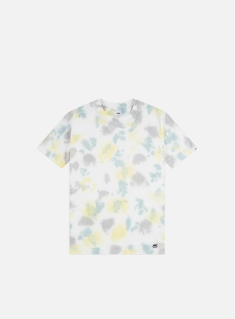 Short Sleeve T-shirts Vans Elevated Tie Dye T-shirt