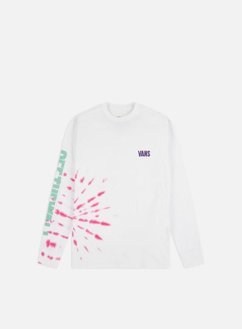 Sale Outlet Long Sleeve T-shirts Vans Eyes Open Tie Dye LS T-shirt