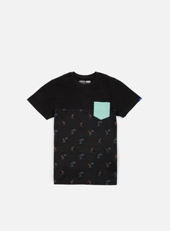 Vans - Flocking Dead T-shirt, Black/Flocking Dead 1
