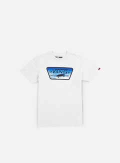 Vans - Full Patch Fill T-shirt, White 1