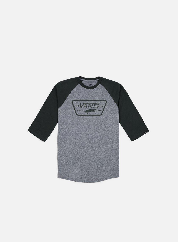 Vans Full Patch Raglan T-shirt