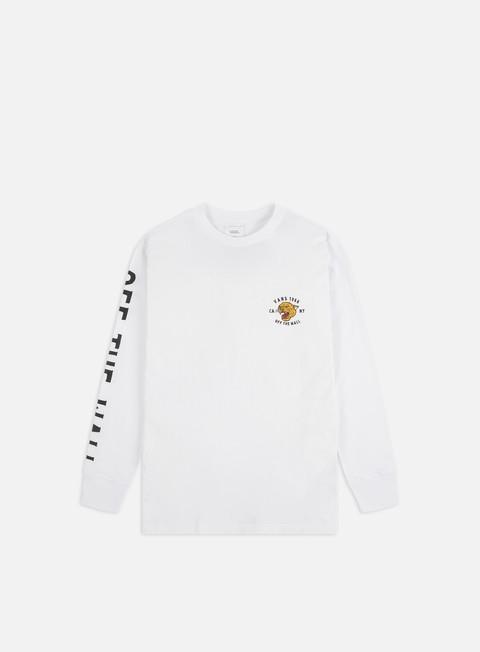 Outlet e Saldi T-shirt a Manica Lunga Vans Growler LS T-shirt