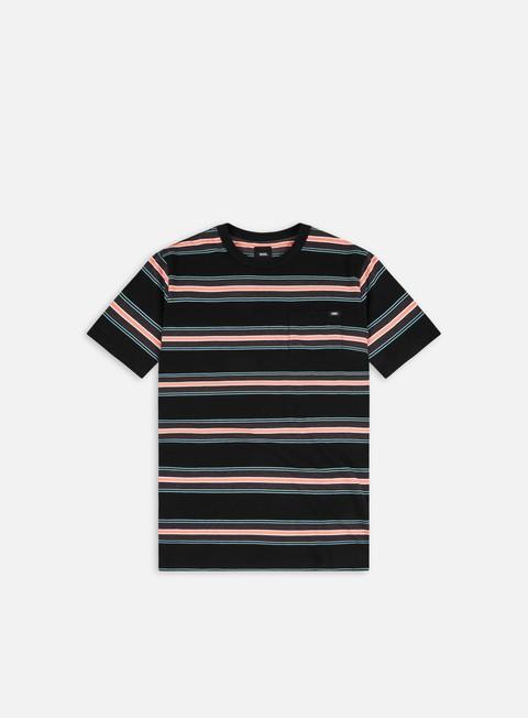 Short Sleeve T-shirts Vans Harrington Stripe Pocket T-shirt