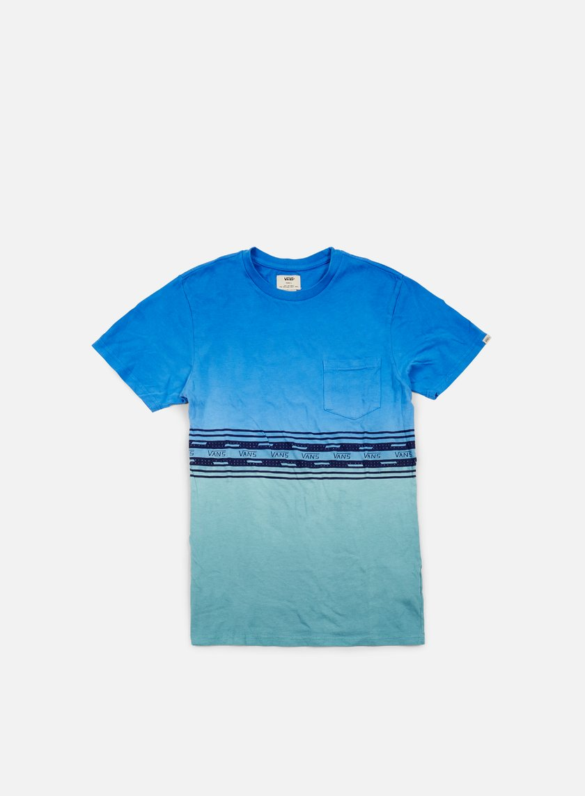 Vans - Hazed T-shirt, French Blue/Canton
