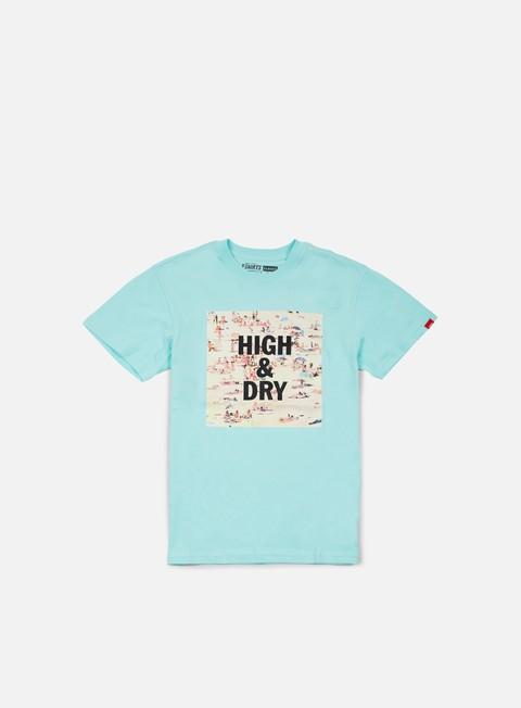 Outlet e Saldi T-shirt a Manica Corta Vans High Dry T-shirt