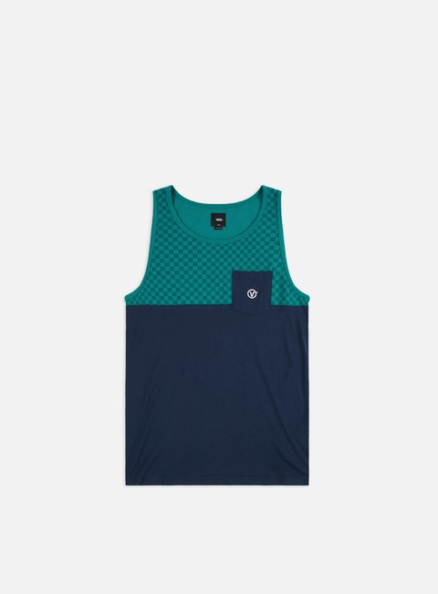 Tank Top Vans Hilby Colorblock Tank Top
