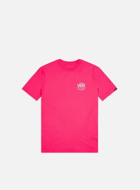 Outlet e Saldi T-shirt a Manica Corta Vans Holder Street II T-shirt