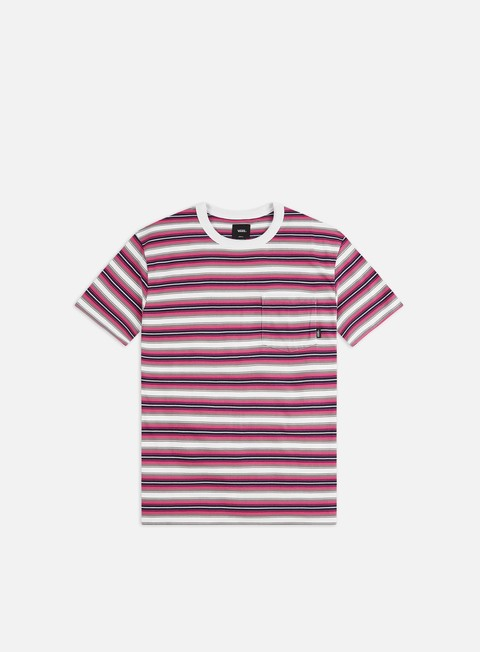 T-shirt Pocket Vans Knollwood Stripe T-shirt
