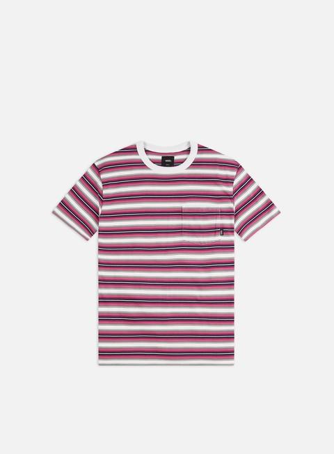 Outlet e Saldi T-shirt pocket Vans Knollwood Stripe T-shirt