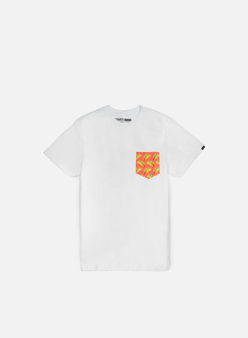 Vans - Late Night Pack T-shirt, White