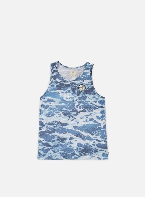 Outlet e Saldi T-shirt all over Vans Lazarro Tank Top