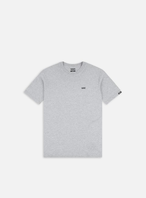 Short Sleeve T-shirts Vans Left Chest Logo T-shirt
