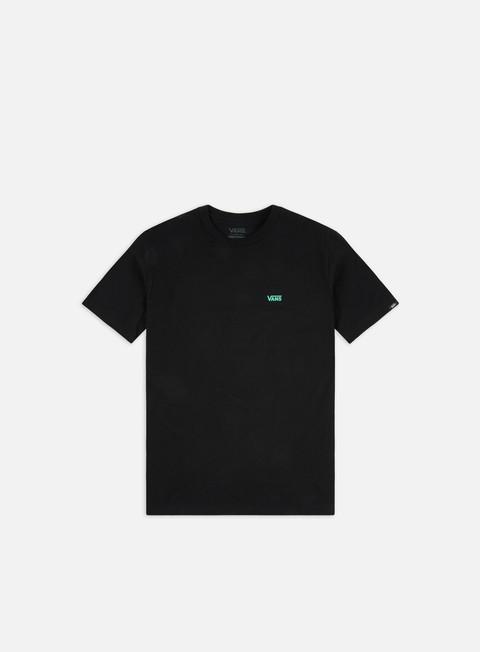 Short Sleeve T-shirts Vans Left Chest Logo T-shirt