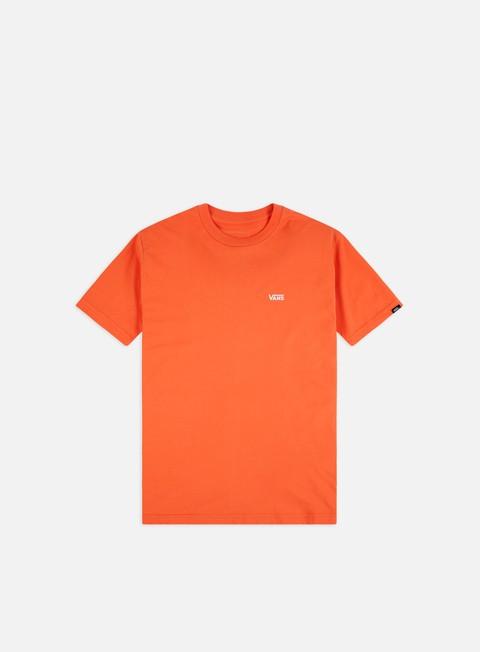 T-shirt Basic Vans Left Chest Logo T-shirt