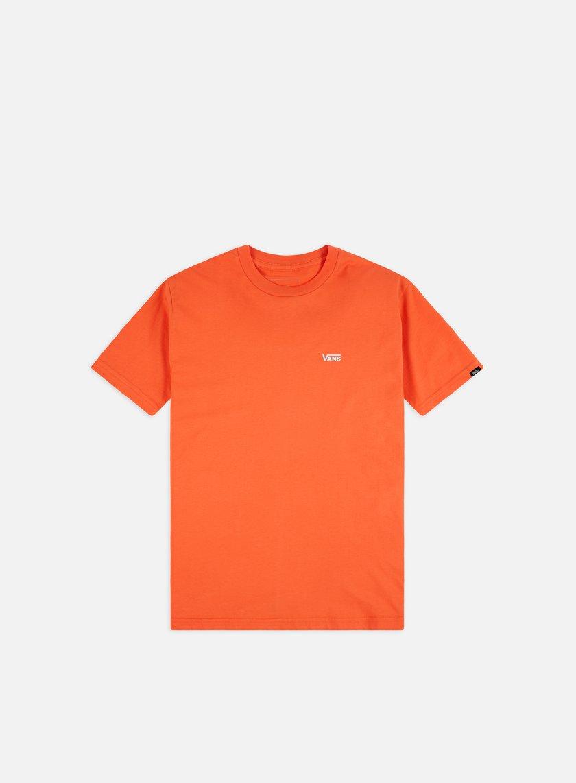 9d9f5fee4f VANS Left Chest Logo T-shirt € 19 T-shirt a Manica Corta   Graffitishop