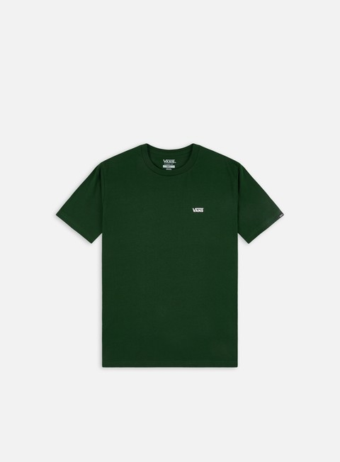 T-shirt a manica corta Vans Left Chest Logo T-shirt