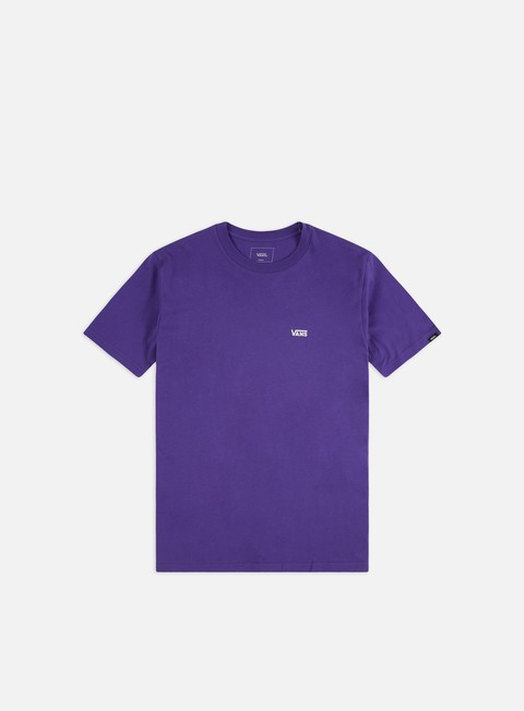 Basic T-shirts Vans Left Chest Logo T-shirt