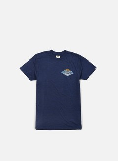 Vans - Lost Palms T-shirt, Dark Heather Indigo 1