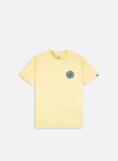 Sale Outlet Short sleeve T-shirts Vans Low Point Floral T-shirt