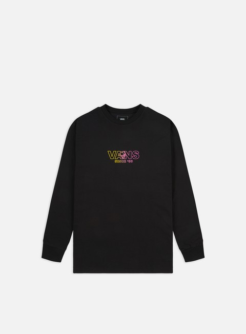 Sale Outlet Long Sleeve T-shirts Vans Maintain The Blade LS T-shirt
