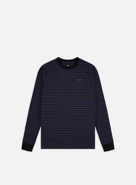 Long Sleeve T-shirts Vans Micro Stripe LS T-shirt