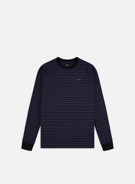 Vans Micro Stripe LS T-shirt