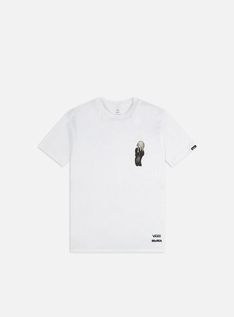 T-shirt a Manica Corta Vans MoMA Munch T-shirt