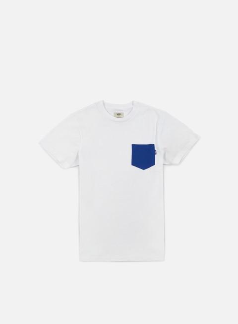 Outlet e Saldi T-shirt pocket Vans Mono Pocket T-shirt
