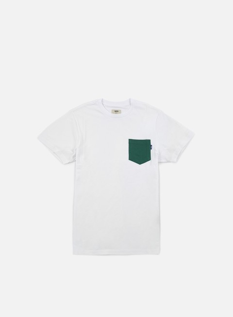 t shirt vans mono pocket t shirt verdant green