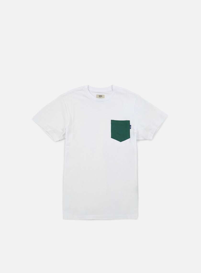 Vans - Mono Pocket T-shirt, Verdant Green