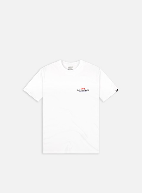 Outlet e Saldi T-shirt a manica corta Vans Moonlight Motel T-shirt