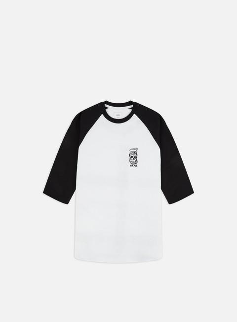 Outlet e Saldi T-shirt a Manica Corta Vans Moonshine Raglan T-shirt