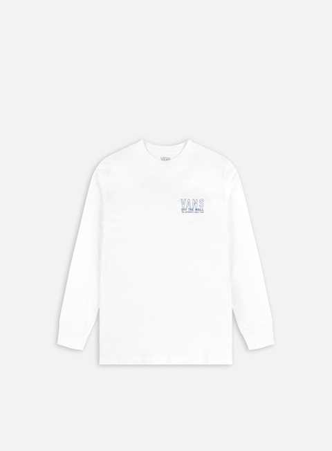 Long Sleeve T-shirts Vans Moonstone Beach LS T-shirt
