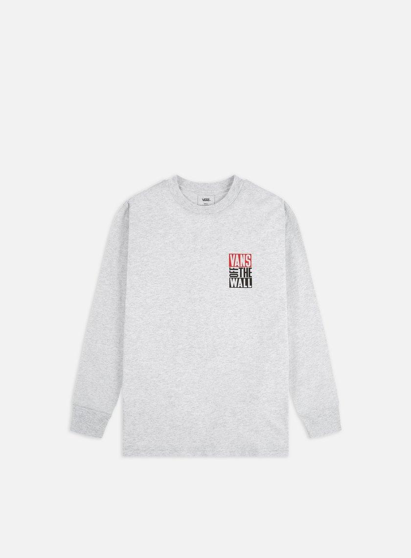 Vans New Stax LS T-shirt