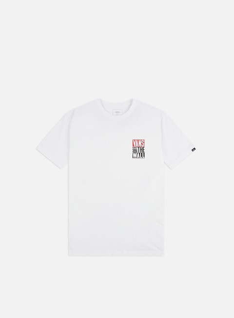 Short Sleeve T-shirts Vans New Stax T-shirt