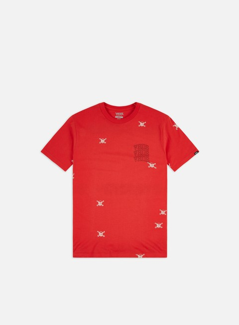 T-shirt a Manica Corta Vans New Varsity T-shirt