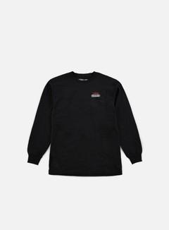 Vans - Nintendo LS T-shirt, Black 1