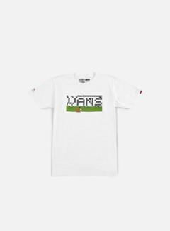 Vans - Nintendo T-shirt, White