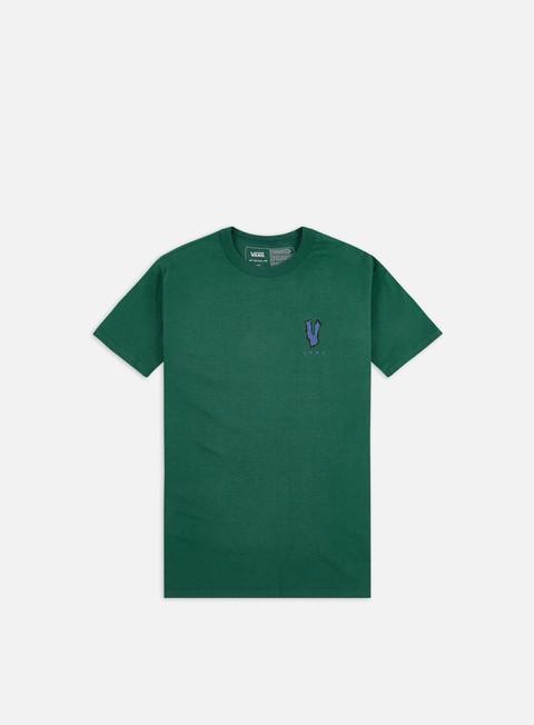 Outlet e Saldi T-shirt a Manica Corta Vans Off The Wall Classic Graphic V T-shirt