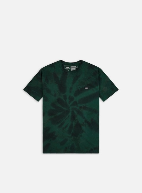 T-shirt tie-dye Vans Off The Wall Classic Spiral Tie Dye T-shirt